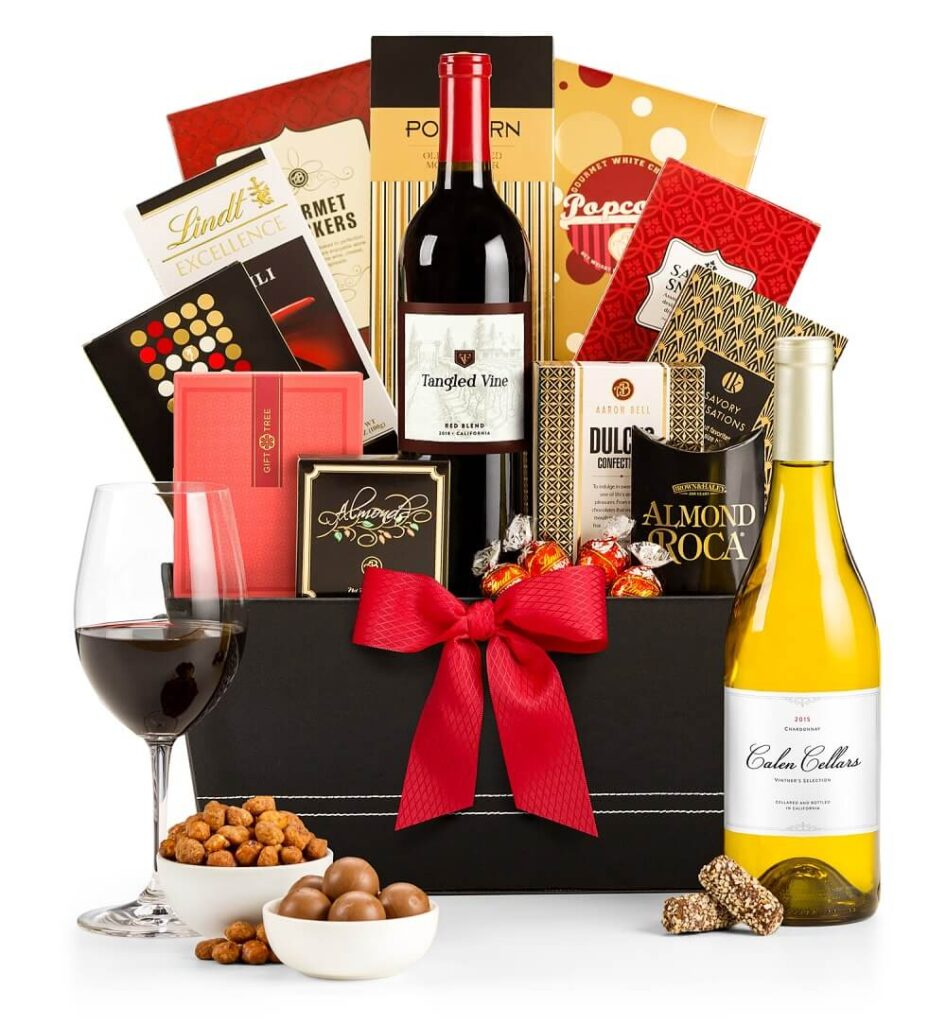 Gift Tree Corporate Gift Basket Delivery in El Paso, Texas