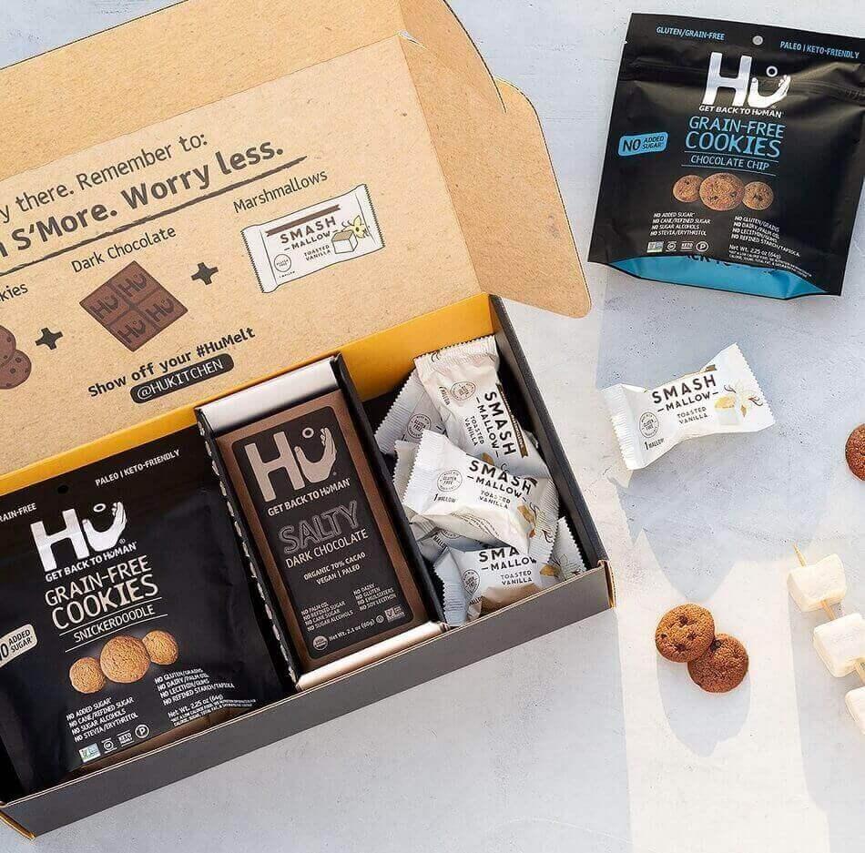 Hu Kitchen Paleo Gift Box Delivery in Kansas City, MI