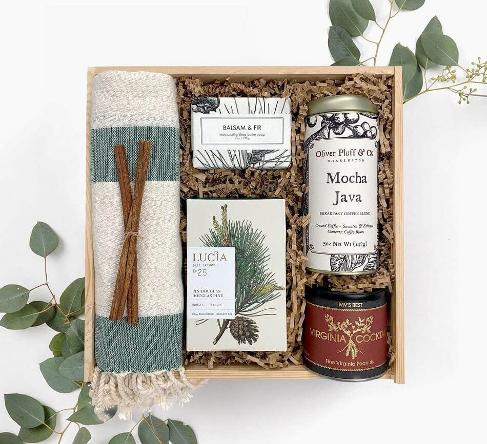 Loved and Found Gift Box Delivery in Fort Worth, Texas
