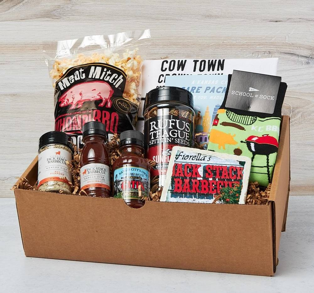 Made in Kansas City Gift Boxes