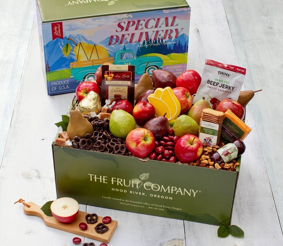 The Fruit Company Gift Boxes in Fort Worth, Texas